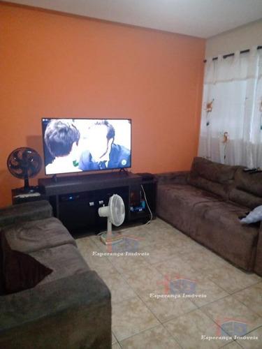 Ref.: 5643 - Casa Terrea Em Osasco Para Venda - V5643