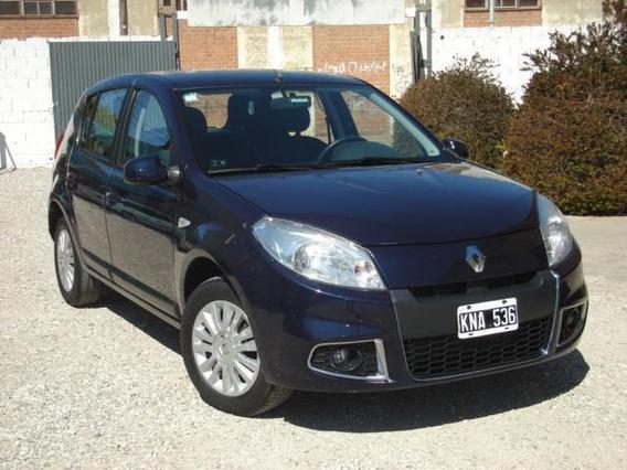 Renault Sandero 1.6 16v Luxe L/11 2011