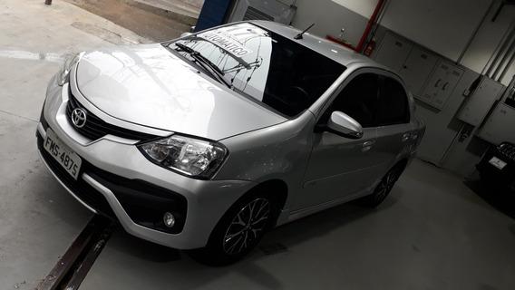 Toyota Etios 1.5 16v Platinum Aut. 4p 2017