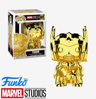 Funko Pop - Thor Cromado