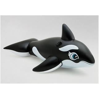 Bote Boia Inflável Baleia Orca Grande 193 C/ Alças