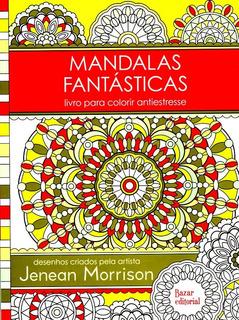 Mandalas Colorir Uma Por Folha (só Frente) Ideal P/ Decorar