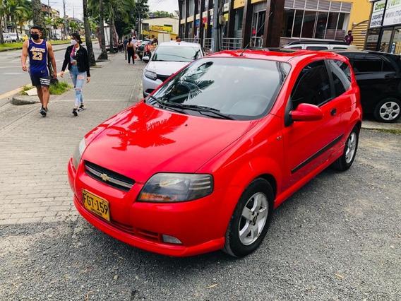 Chevrolet Aveo Gti Fe 1.6 2008