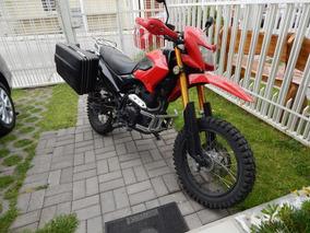 Vendo Moto Marca Rayder 250 Ccm