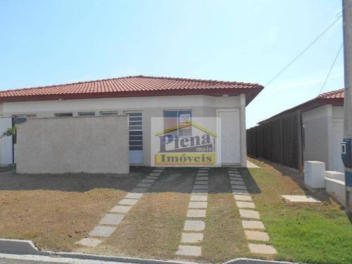 Imagem 1 de 23 de Casa Com 3 Dormitórios À Venda, 72 M² Por R$ 330.000,00 - Condomínio Residencial Viva Vista - Sumaré/sp - Ca3524