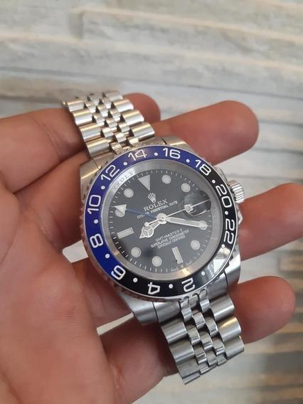 Relógio De Aço Masculino Luxo Prova D