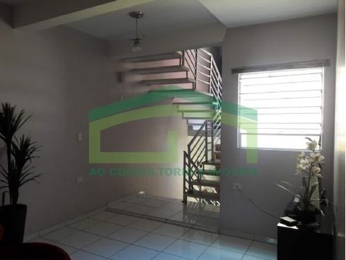 Imagem 1 de 13 de 02279 -  Sobrado 3 Dorms, Aliança - Osasco/sp - 2279