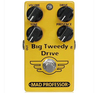 Pedal Mad Professor Big Tweedy Drive