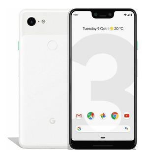 Google Pixel 3 Clearly White 64gb - Android Puro