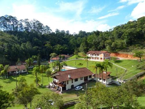 Imagem 1 de 27 de Sítio Com Infraestrutura De Hotel Fazenda - St00106 - 68987118