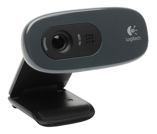 P Camara Web Hd Logitech C270 720p Plug And Play
