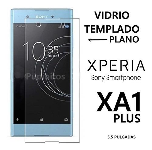 Vidrio Templado Sony Xperia Xa1 Plus