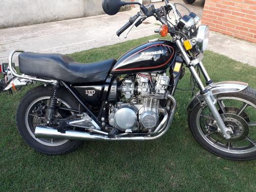 Kawasaki Ltd 750