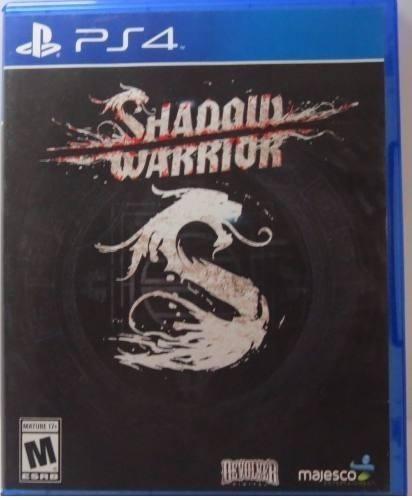 Shadow Warrior Ps4