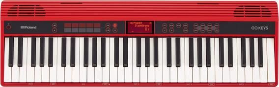 Teclado Roland Musical Go Keys 61 Teclas Sintetizador Origin
