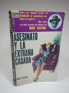 Asesinato Y La Extraña Casada Mike Shayne N4