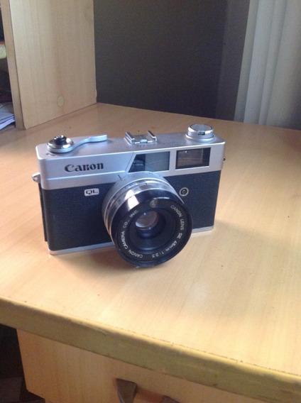 Canonet Ql25