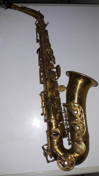 Saxo Alto Profesional Marca Bufet #9663 100% Original