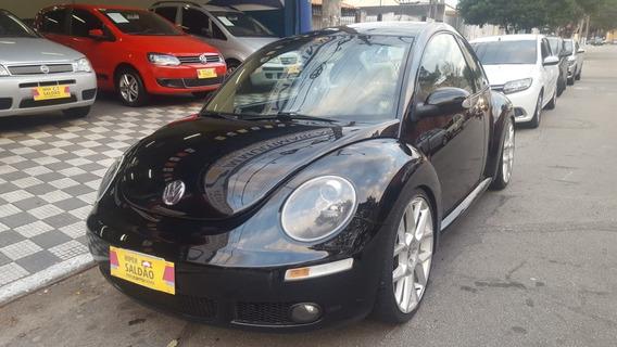 New Beetle 2.0 Automático 2009 Impecável + Rodas Aro 20