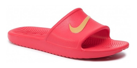Sandalia Nike Kawa Shower Rojo 832528 602