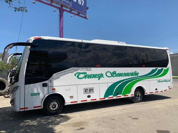 Chevrolet 2020 Buseton Nqr 36 Pasaj