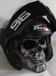 Máscara Calavera Moto Envío Gratis!! *(casco No Incluido)*