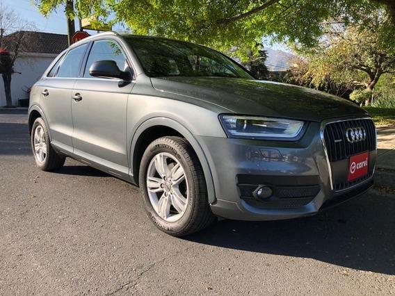 Audi Q3 Luxury 2013