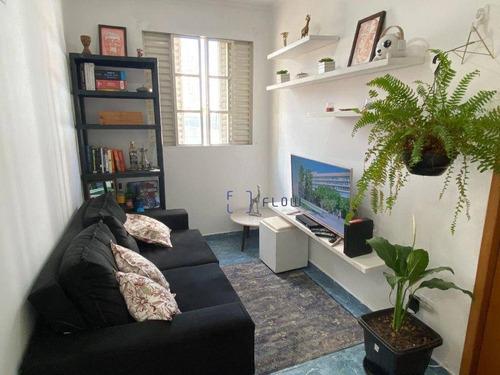Imagem 1 de 13 de Apartamento De 1 Dormitório, 300 Metros Do Metrô Alto Do Ipiranga - Ap12529