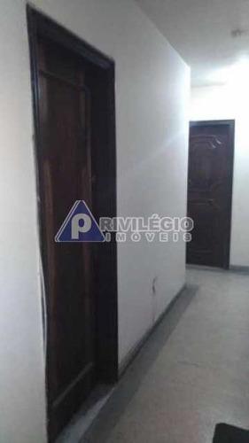 Apartamento À Venda, 2 Quartos, Laranjeiras - Rio De Janeiro/rj - 20710
