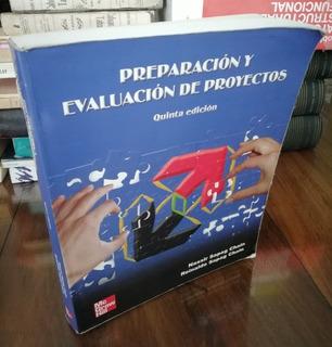 Preparación Y Evaluación De Proyectos - Sapag - 5a Edición