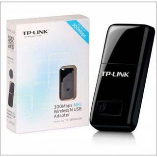 Adaptador Usb Wireless Mini 300 Mbps Tp-link