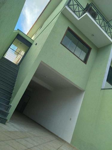 Casa  3 Dorms. E Suíte, Sala Ampla E Garagem Espaçosa - Fl59