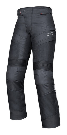 Calça X11 Breeze Feminina Impermeavel Ventilada Preta Moto