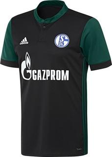 Camisa adidas Schalke 04 Third 2017/18 - Tamanho M