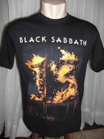 Camisa Black Sabbath Tour 2013 Leia O Texto Abaixo Por Favor