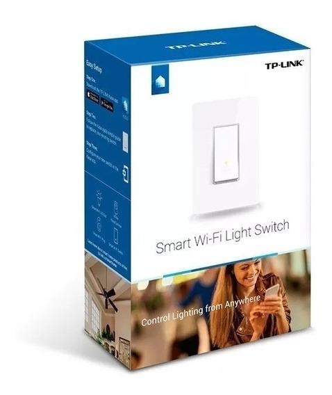 Interruptor De Luz Tp-link Wi-fi Smart Hs200 Light Switch - Funciona Com Google Home E Alexia - Envio Imediato