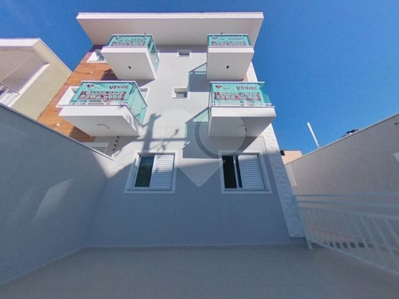 Condomínio Fechado De Casas Tipo Apartamentos No Tucuruvi. 10 Minutos A Pé Do Metrô - 170-im375856