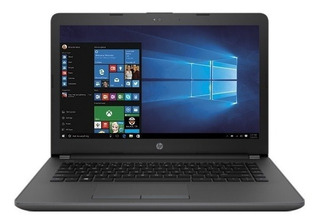 Laptop Hp Intel Celeron 500gb 4gb Led 14 Negra Facturada