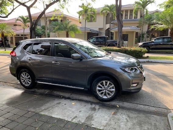 Nissan Xtrail 7 Pasajeros Año 2019