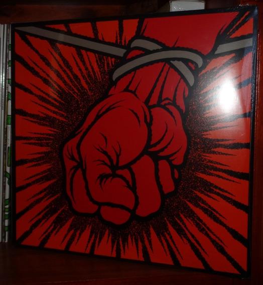 Metallica - St. Anger - Vinilo Doble Nuevo Cerrado Eu