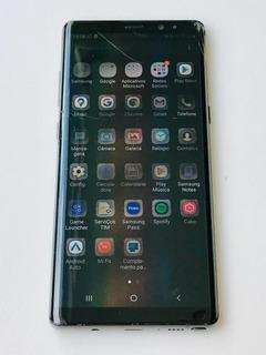Samsung Note 8 Sm-n950f 12gb 6mb Ram - Tela Trincada !!