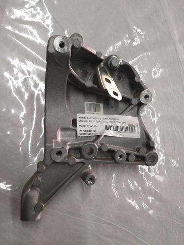 Suporte Compressor Do Ar Condicionado Toro 2.0 Diesel