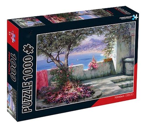 Puzzle 1000 Piezas Paisaje Romántico Ft302 E.full