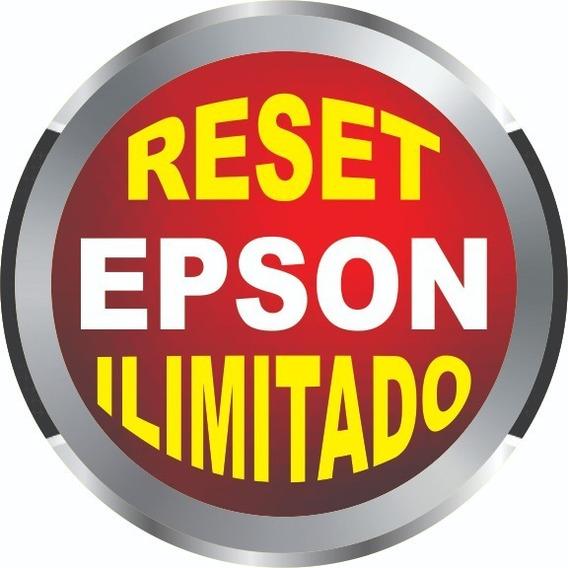 Reset Epson Almofada L3110 L3150 L4150 L4160 L375 L380 L395