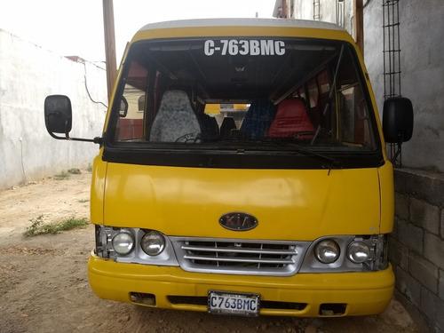 Imagen 1 de 9 de Kia Combi  2000 Microbus 4 Cilindros