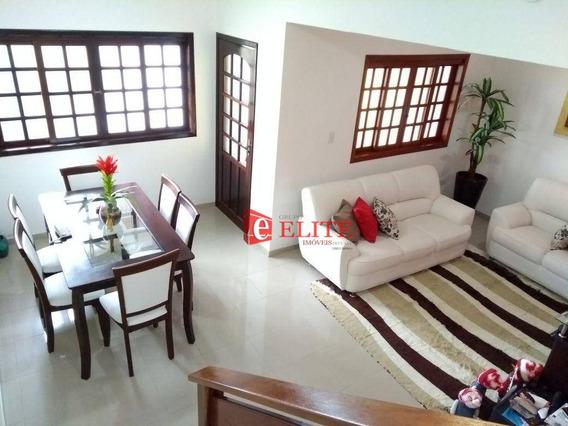 Sobrado Residencial À Venda, 4 Quartos, 1 Suite, 2 Vagas Cobertas, Condomínio Bell Park. Jardim Uirá, São José Dos Campos - So0459
