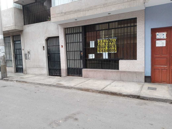 Remato Departamento 1er Piso 3 Dormitorio Cercado De Lima