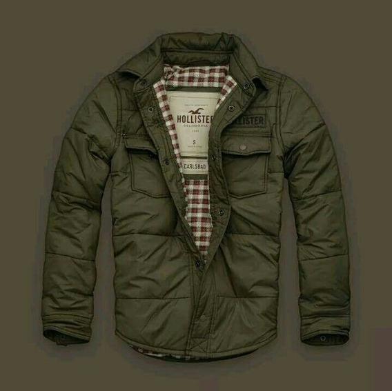 Jacket Hollister, Carlsbad, Talla M Y Xl!!