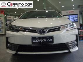 Toyota Corolla Seg Cvt Descuentos Exclusivos Pago Contado