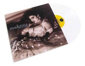 Madonna Like A Virgin Vinilo Lp Color Nuevo Stock Importado